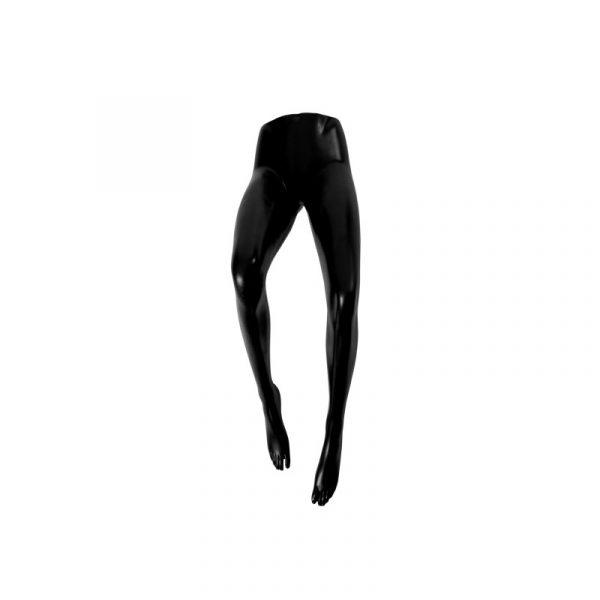 Gambe donna piegate in plastica TDD