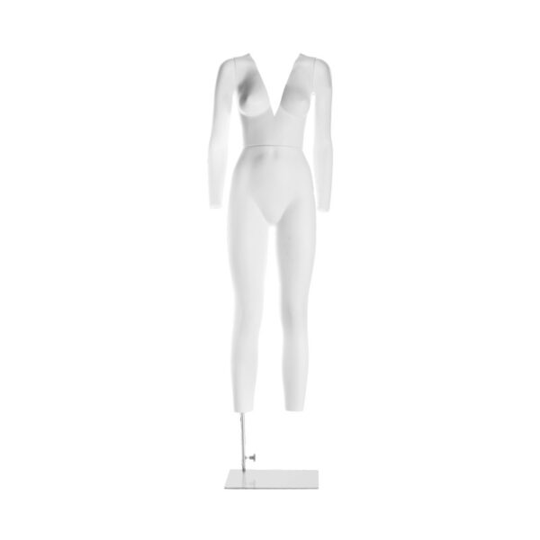 Manichino ghost donna in plastica GHO01