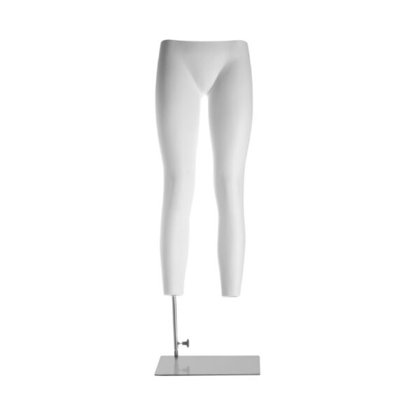 Gambe ghost donna in plastica GHO09