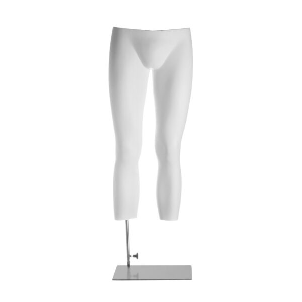 Gambe ghost uomo in plastica GHO08