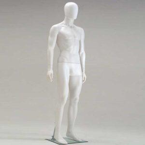 Manichino uomo in plastica SMH2